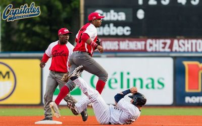 Cuba barrió a Capitales de Quebec en Liga Can-Am.